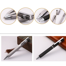 High-grade Square Metal Pens / Ball Pen / Business Pen / Gifts For Kids Girls Gifts School Writing Supplies Novelty Stationery comparative chromometer lovibond colorimeter wsl 2 comparison colorimeter color difference meter