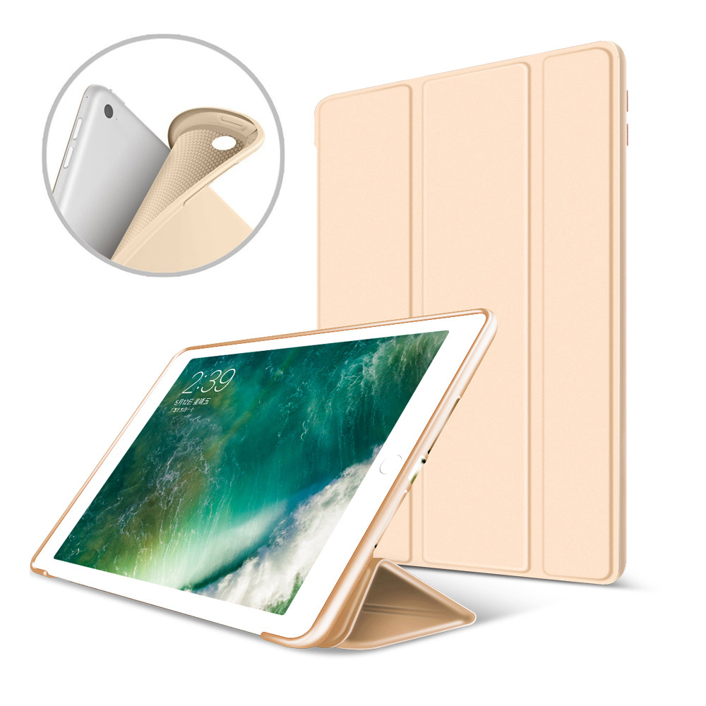 Case for iPad Air,PU Leather Front Cover+Soft TPU Back Cover Stand Candy Color Auto Sleep Smart case for iPad Air for iPad 5 for ipad pro 9 7 5 shapes smart case soft tpu back case slim pu leather magnetic cover for ipad 7 air 3 auto sleep wake a66