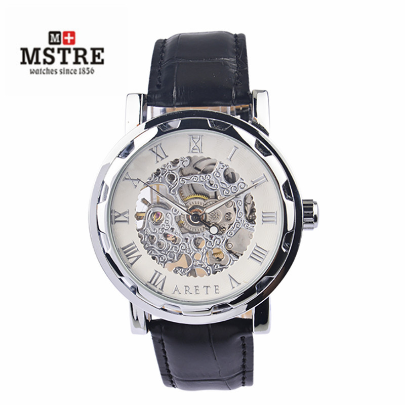 ФОТО Watches Men clock Designer Male mechanical Wrist watches Luxury Top Brand Fashion Men Watches leather strap sports wrist watches