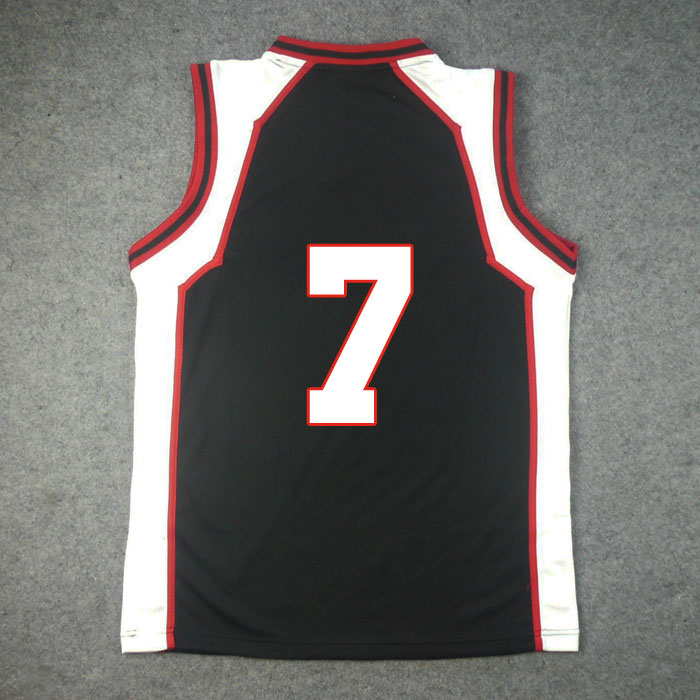 jersey number 7