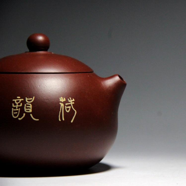 Ручной цветной рисунок или узор все красота рекомендуется дорожный чайник кунг фу чайный набор чай услуги настройки - 3