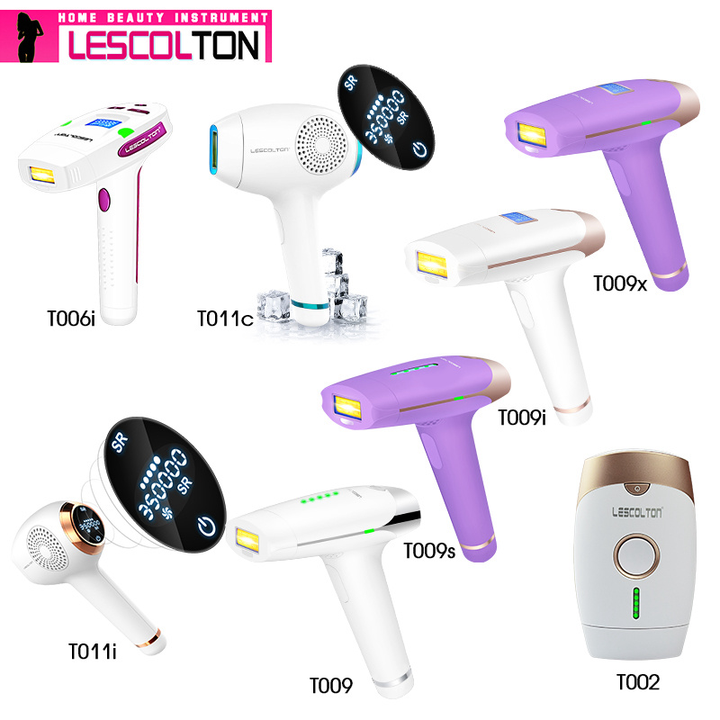 Lescolton 3in1 IPL Laser Hair Removal Machine Laser Epilator Hair Removal Permanent Bikini Trimmer Electric depilador a laserLescolton 3in1 IPL Laser Hair Removal Machine Laser Epilator Hair Removal Permanent Bikini Trimmer Electric depilador a laser
