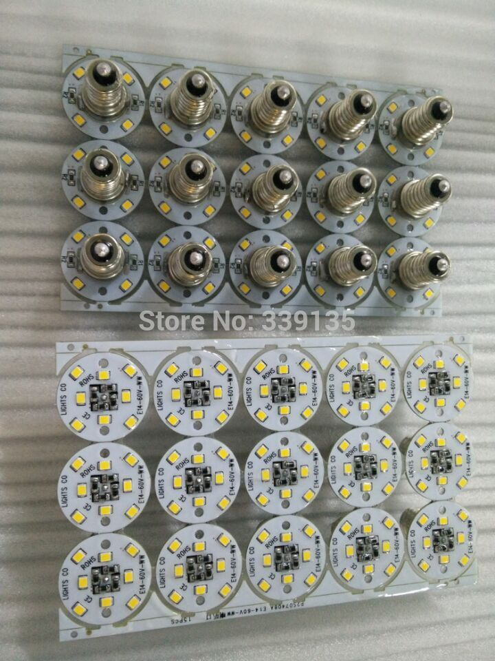 E10 AC24V 32mm 12pcs 2835 SMD LED Moudle light, 1.7W, diameter 32mm, Waterproof IP44 Red,Green,Blue,Yellow,White,Warm White