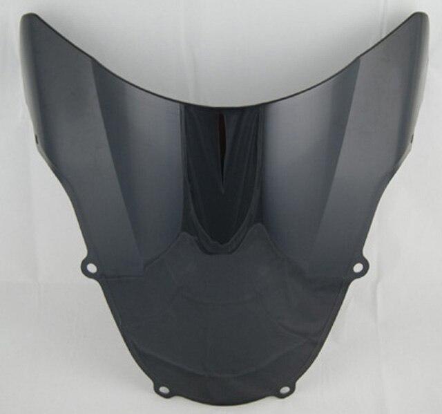 waase Double Bubble Windscreen Windshield Shield Screen For SUZUKI GSXR600 GSXR750 GSXR 600 750 2000 2001 2002 2003