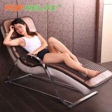 POP RELAX Korea quality tourmaline germanium bed mattress massage mat thermal bio health care far infrared heating sofa mattress