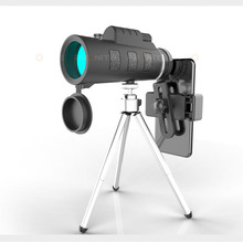 Monocular Zoom Vision 40x54 Hunting Telescope HD Professional Scopes telescopic mirror Opera Turizm Spyglass