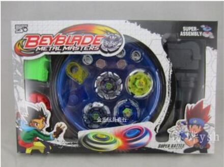 Pegasus Beyblade Arena Launcher Grip Set Stadium Boys Christmas Toys Metal Fusion Spining Master 4D beyblade launcher Battle Set  фонарик beyblade бейблейд morph lite цвет синий