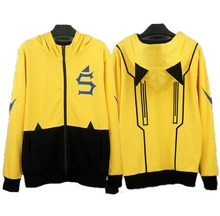 DuRaRaRa Celty Sturluson Cosplay Orihara Izaya Costume Cotton hoodie jacket coat