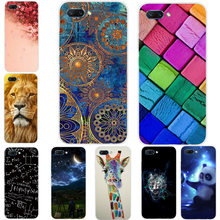 Voor ZTE Nubia M2 Case NX551J Siliconen TPU Soft Phone Cover Case Voor ZTE Nubia M2 Lite M2lite Beschermen Silicon shell voor Nubia M2(China)