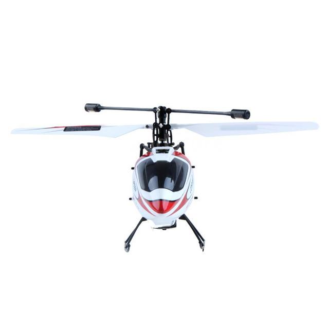 Original wltoys v911 2.4g 4ch única lâmina rc helicóptero transmissor vermelho