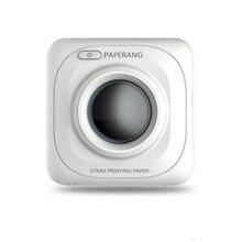 PAPERANG P1 Портативный Bluetooth 4,0 фотопринтер Термальность принтер Телефон принтер impresora portátil мини-принтер