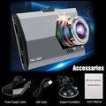 Câmera do carro novatek lcd de visão noturna ultra-fino car dvr 1080 p full hd secretário vídeo recorder motion detection traço cam