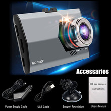 Lcd de visión nocturna novatek cámara del coche ultrafino coche dvr 1080 p full hd registrador registrador de vídeo motion detección dash cam