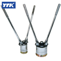 YTK 200l Drum Cap SealingTool Barrel crimping tool package paper grind