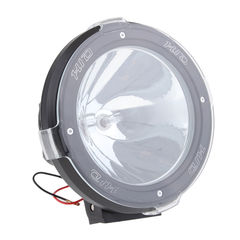 Flood Driving Lights Lens Fog Lamp Cover for HID Xenon SUV Spot Work Light