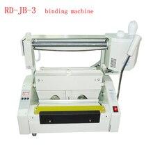 Jb-3 Desktop клей книжный переплет клей переплетчиком машина машинной вязки термоклей брошюровального