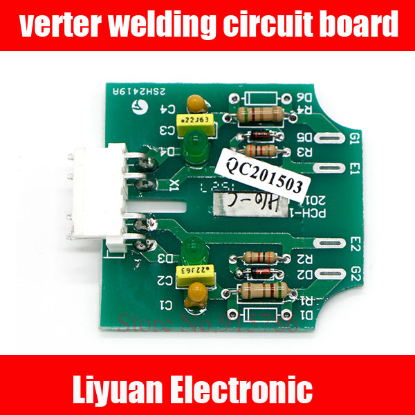 US $9 8 |2pcs Inverter welding circuit board / IGBT welding machine driver  board / IGBT module driver board-in Integrated Circuits from Electronic