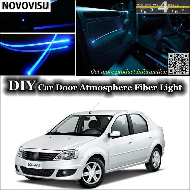 NOVOVISU For Renault Logan Tondar Symbol Interior Ambient Light