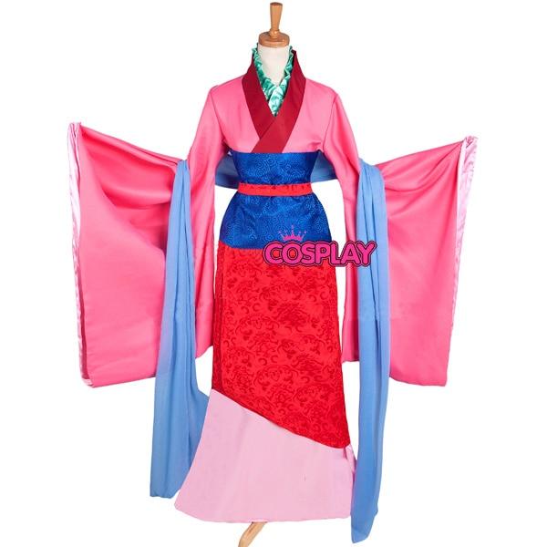 mulan pink dresses - 610×610