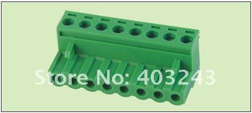 100 шт./лот KF235 3.81 мм 2 P 3 P печатной платы клеммный блок разъемов 250 В/10A