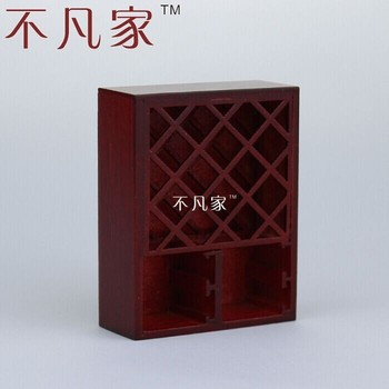 цена на Fine  dollhouse 1:12 scale special offer miniature furniture wine cabinet