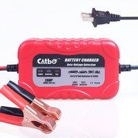 Catbo 2ampスマートバッテリ充電器メンテナ