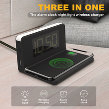 Qi Mobile Phone Wireless Charger Electri