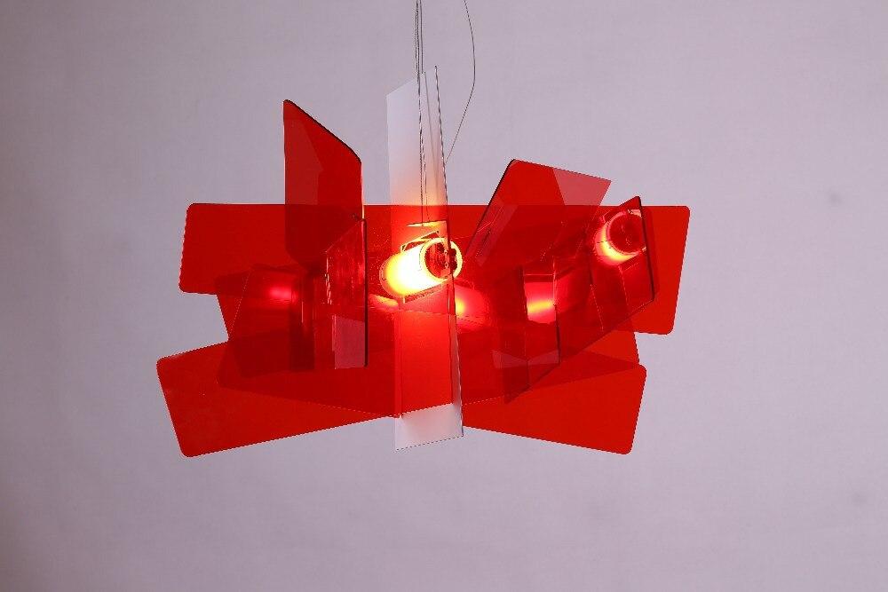 D65cm 95cm Modern Foscarini Bang Stacking Creative Chandelier Lighting Art Pandant Lamp Ceiling Led 90 260v Replica In Pendant Lights From
