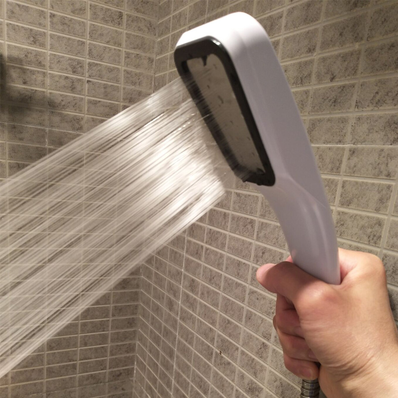 300 Hole Shower Head High Pressure Water Saving Shower Heads Plastic Handheld Shower Ducha Acero Inoxidable Filter Shower Heads