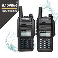2Pcs 100% Original Baofeng IP67 BF A58 Marine Waterproof Walkie Talkie 10km Dual Band UV9R Woki Toki UV 9R Two Way Radio Amador