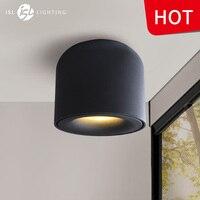 ISL LED Downlight Ceiling Spotlights Living Lamp Ceiling Lighting Fixtures For Kitchen Garland Lights Leds Surface