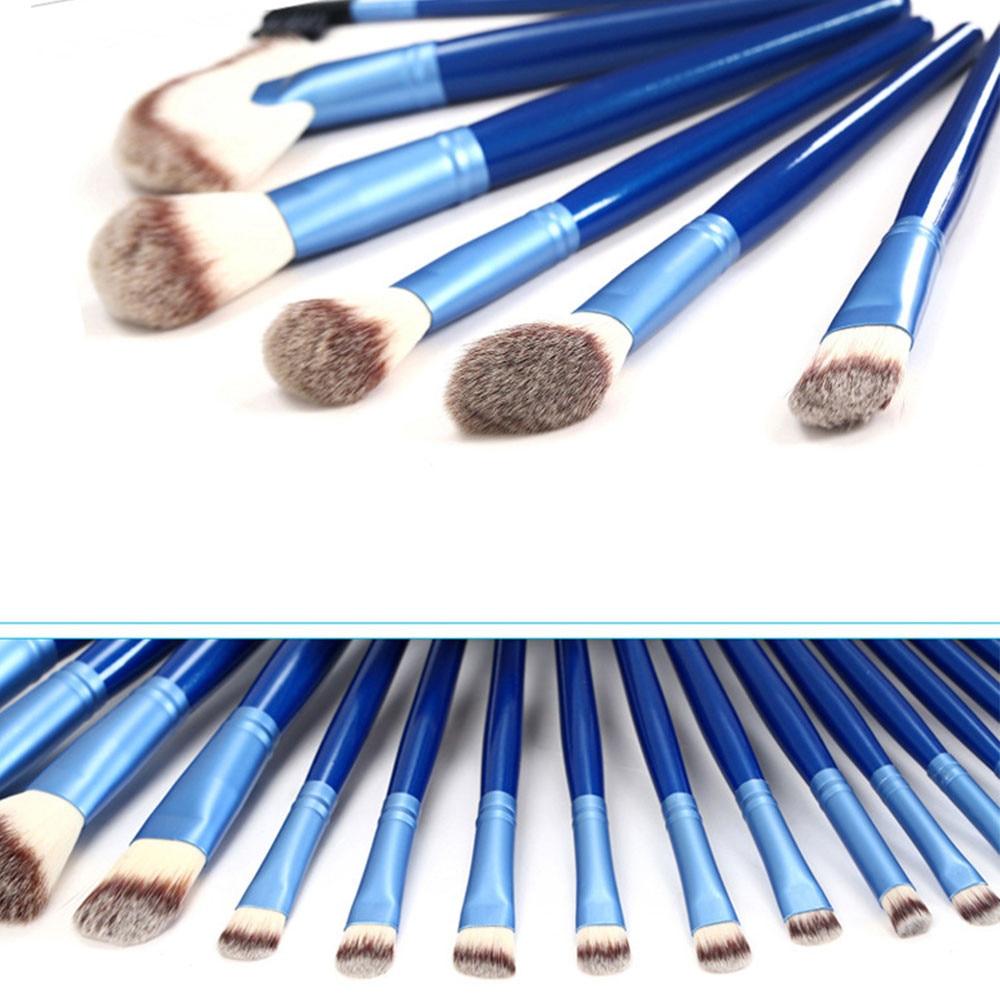 24 шт., набор профессиональных кистей для макияжа, набор кистей для макияжа, лучшее качество, Инструменты кабуки, pinceis de maquiagem - 4