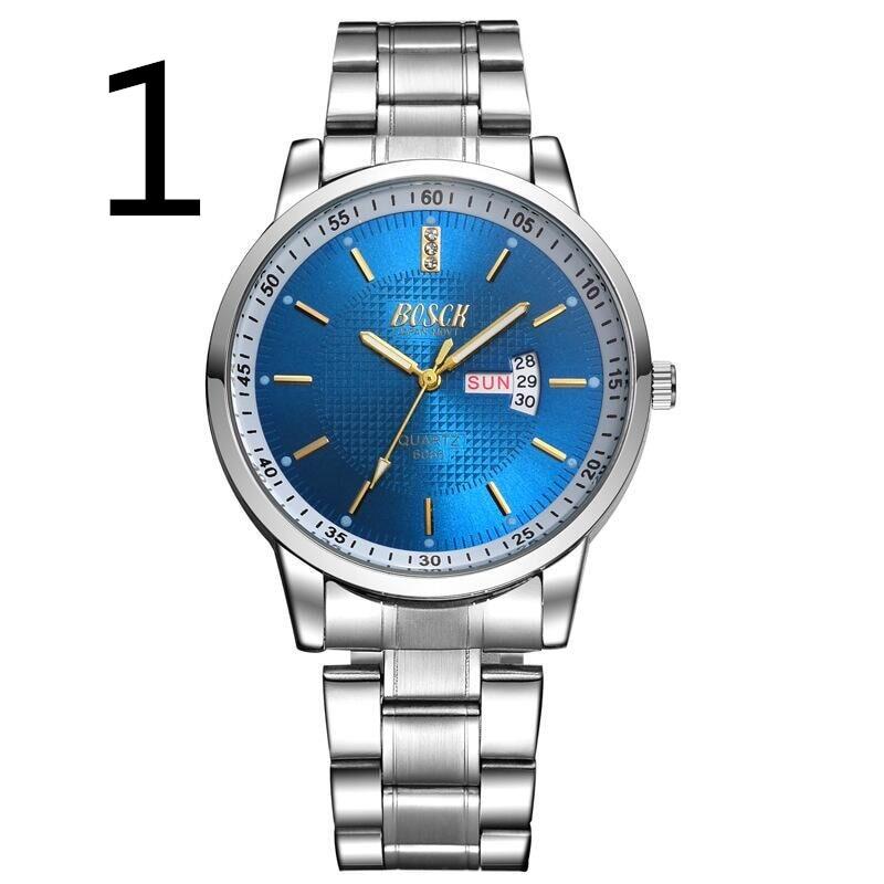 Wang's new men's watch male student mechanical watch automatic waterproof fashion tide men's watch 69# цена и фото