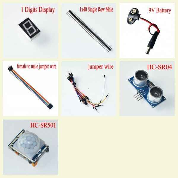 Frete grátis mega 2560 r3 starter kit servo motor rfid ultra sônica variando relé lcd para arduino