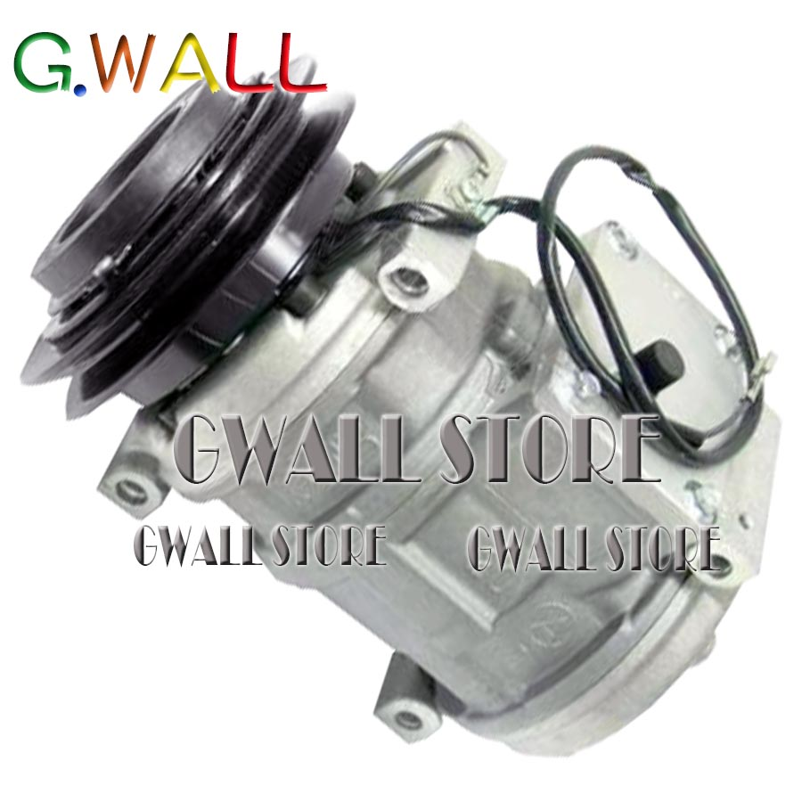 Air Conditioner AC Compressor with Clutch For Car Porsche 928 1990 1991 OEM 471 1123 4711123 92812611300 928 126 113 00 in Air conditioning Installation from Automobiles Motorcycles