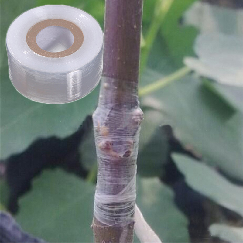 Eco-friendly PE Self-adhesive Nursery Grafting Tape Garden Tool Fruit Tree Secateurs Engraft Branch Gardening Bind Belt Tie Tape