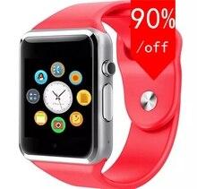 Smartwatch bluetooth smart watch für iphone ios android smartphone tragen uhr tragbares gerät smartwach pk u8 gt08 dz09 11