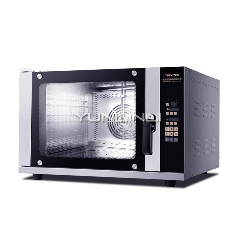 Commercial Electric Oven Large Capacity Baking Oven Intelligent Baking Equipment for Bakery TRF 03