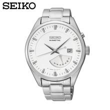 SEIKO Watch Kinetic Human Power Quartz Watch Male Watch Leisure Watch SRN043J1 SRN045J1