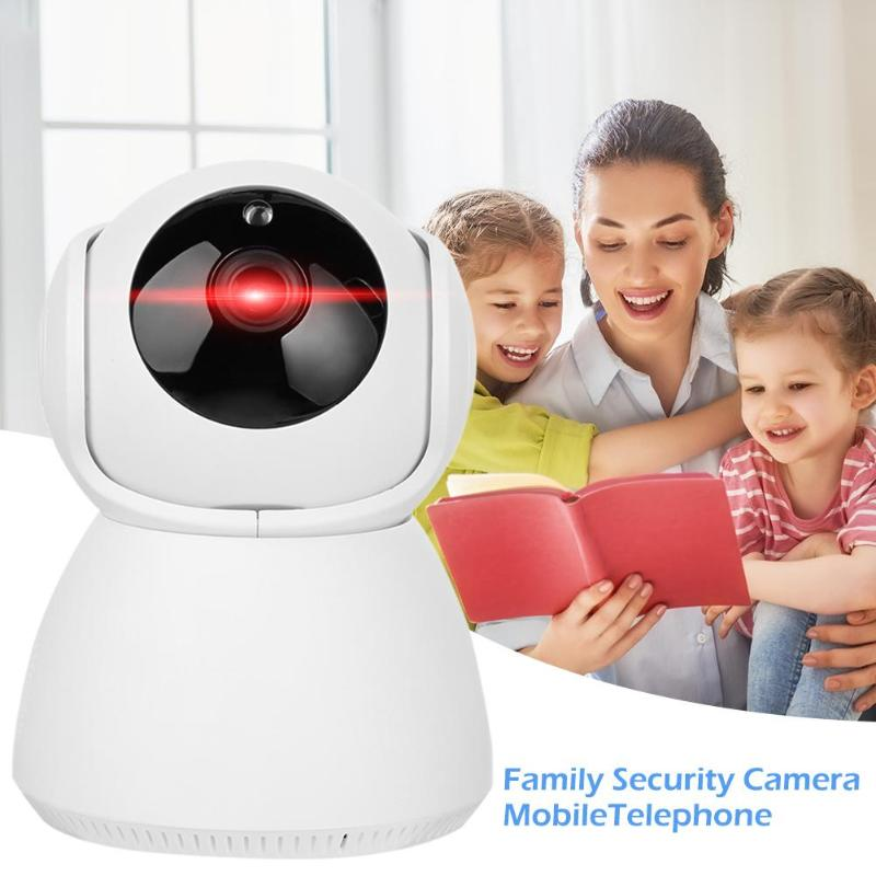 Videcam Беспроводная CCTV домашняя видеоняня для детей WiFi ip камера IR ночного видения камера видеонаблюдения