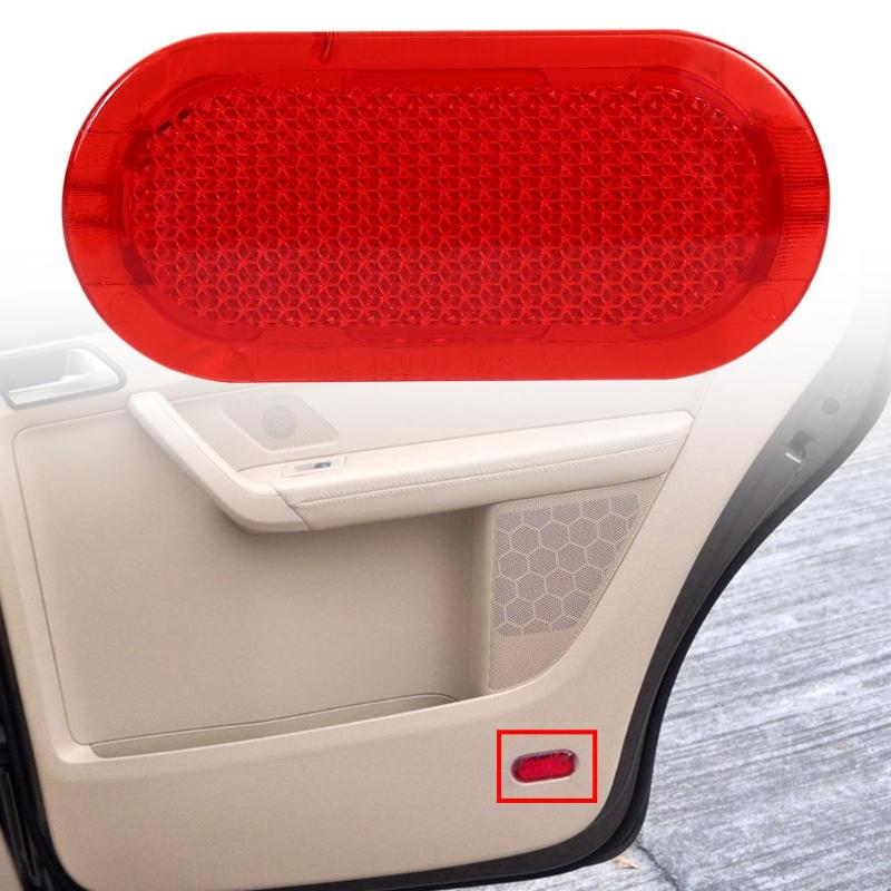 Trim-Panel Reflector Caddy Polo Beetle Car-Door Plastic Touran for Red Caddy/Polo/Touran/..