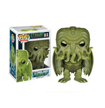 Funko POP Anime Cthulhu Mythos Collectible Model Toy PVC Movie Action Figure For Children Birthday Present