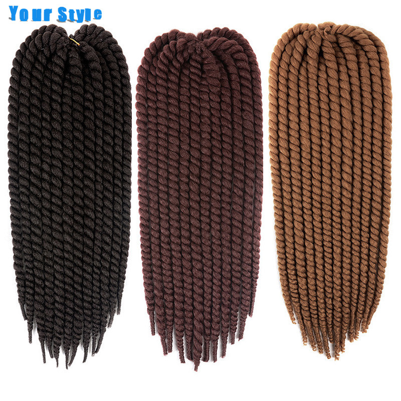 Low Cost Your Style 22 Synthetic Ombre Two Tones Black African