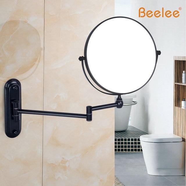 beelee bl9104b 2016 orb badkamer spiegel dubbelzijdige wandmontage