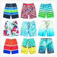2018 High Quality Boardshorts 100% Quick Dry Sportswear Summer Beach Shorts Men Swimwear Shorts Bermuda Masculina Board Shorts