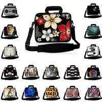Viviration Shockproof Protector Hot 10 12 13 14 15 17 Laptop Shoulder Strap Bag Carry Case For Thinkpad Macbook Pro 13.3 15.4 HP