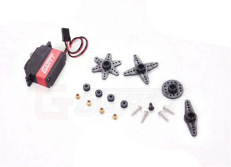 Freeshipping 3PCS/LOT GARTT DS505 Swash Plate Servo For 500 RC Helicopter