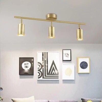 Les têtes d'éclairage de piste de plafond avec l'ampoule RGBW Gu10 Alexa Google Home permettent le contrôle d'application de téléphone Wifi - 3