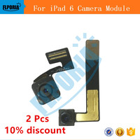 For iPad 6 iPad Mini 4 Original Rear Back Camera Module Original Big And Small Front Camera Flex Cable Replacement Parts