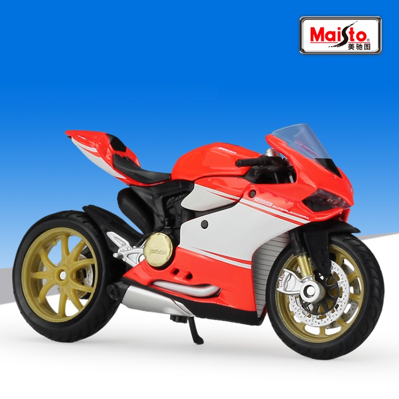 1:18 Maisto Ducati 1199 Superleggra Diecast Motorcycle